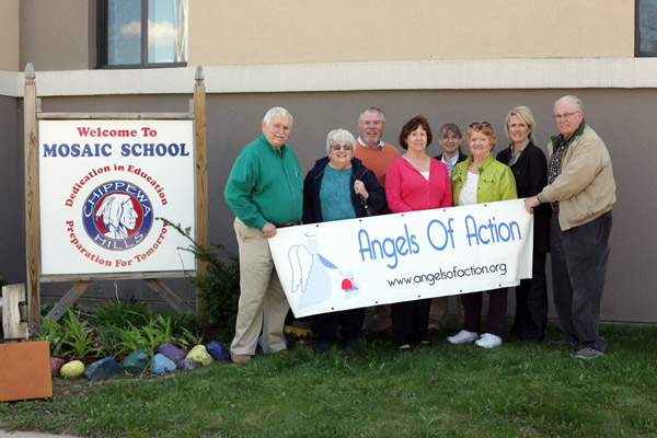 Angles of Action - Mecosta Elementary